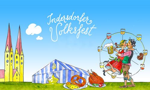 Indersdorfer_Volksfest
